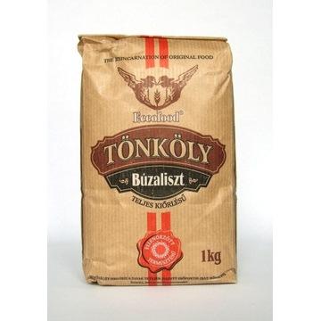 mąka orkiszowa pełnoziarnista węgierska 1kg