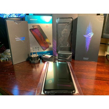 Asus ROG Phone 3 III 12/128GB +Lighting Armor Case