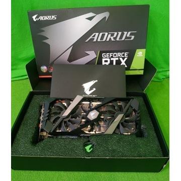 GeForce RTX 2080 Ti 11GB AORUS RGB