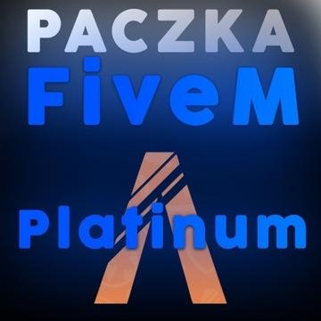 Gotowa paczka serwer FiveM Roleplay RP  BAZA + CFG