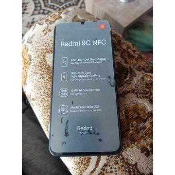 smartfon Redmi 9c NFC