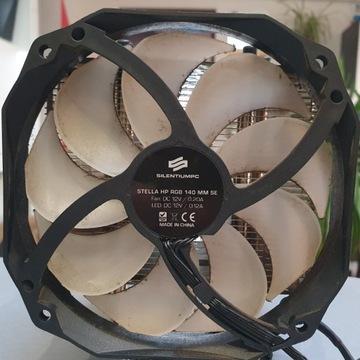 Chłodzenie na procesor Silentium PC