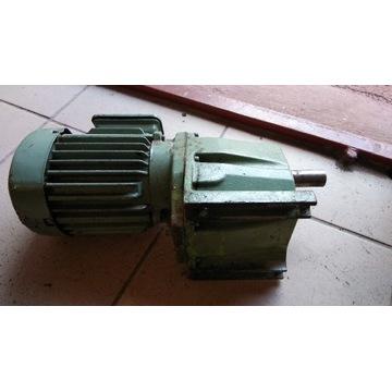 Motoreduktor silnik elektryczny VEM 0.25Kw 63obr.