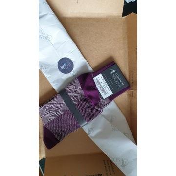 Skarpety London Socks Company Skarpetki Skarpe PRL