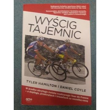 Wyścig tajwmnic Tyler Hamilton Daniel Coyle