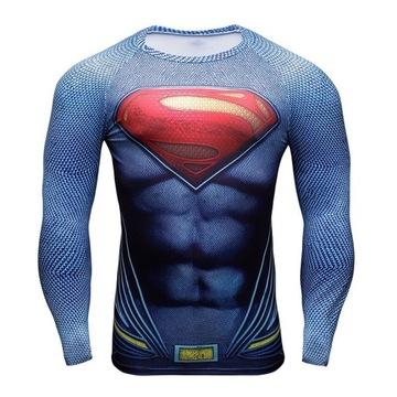 Rashguard Superman MMA Fighter *DARMOWA DOSTAWA*