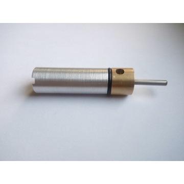 QB 78 zawór strzałowy wzmocniony teflon 200 bar