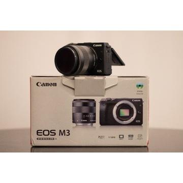 Canon EOS M3 Wrocław stan BDB.