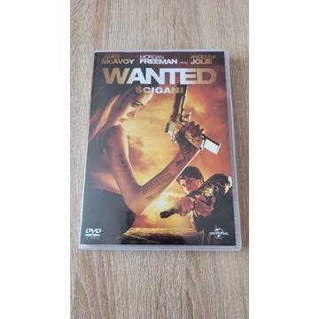 Wanted - Ścigani DVD