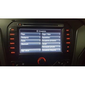 Ford Polskie Menu, Mapy 2020, Convers+, CHIP TUNIN