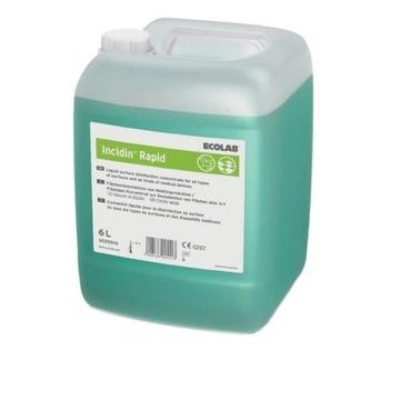 Incidin Rapid środek do dezynfekcji powierzchni
