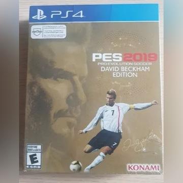 Gra ps4 Pro Evolution Soccer 2019