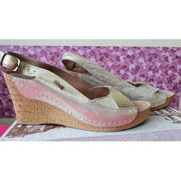 Sandały venezia roz.38
