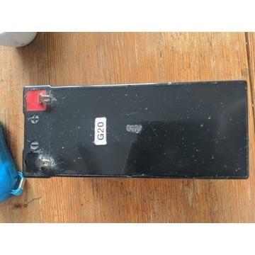 Akumulator żelowy 7Ah 12V HYS1270
