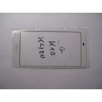 szybka LG K10 K420 bialy