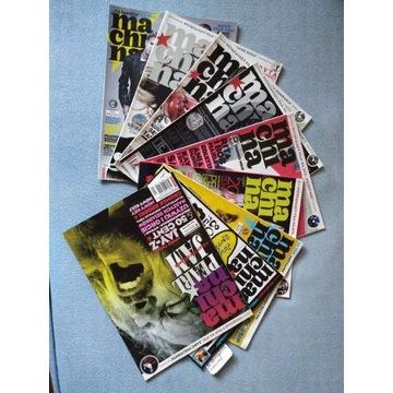 Magazyn Machina 11 numerów