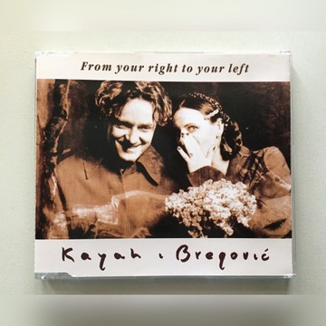 """Kayah i Bregovic """"From Your Right to Your Left"""""""