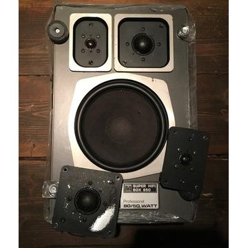 Głośnik (5 szt.) do kolumn Grundig Box 850 (850A)