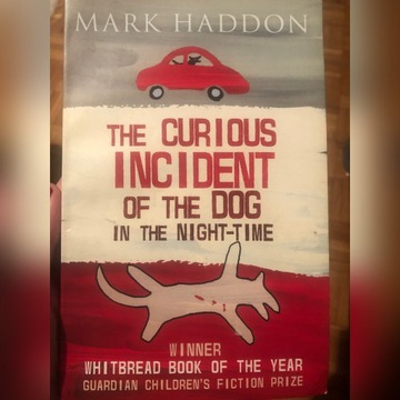Mark Haddon - the curious incident of the dog