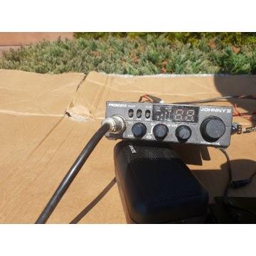 Radio CB President Johny II 2 + antena magnetyczna