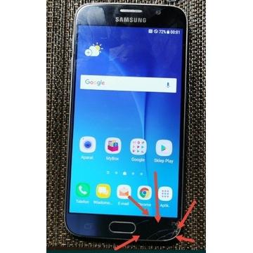 Samsung s6 g920 moduł wyświetlacza dawca