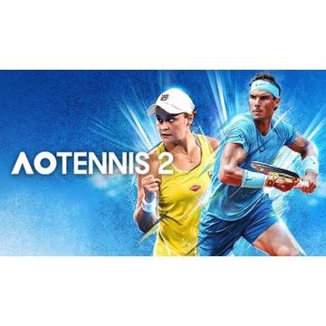 AO Tennis 2 PC klucz steam