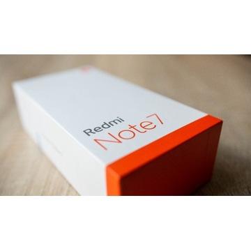 Xiaomi Redmi note 7 4/128 Czarny