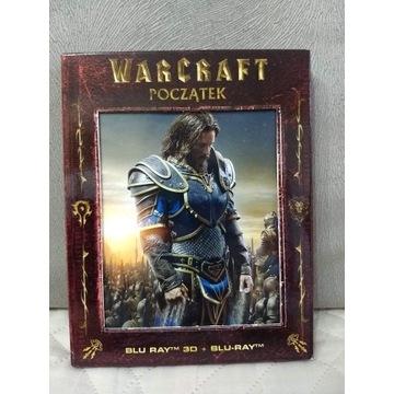 Blu Ray, Warcraft Początek, edycja specjalna