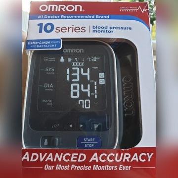 Ciśnieniomierz OMRON 10 powystawowy