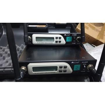 Mikrofony bezprzewodowe Alto AU-800R MOD-800H