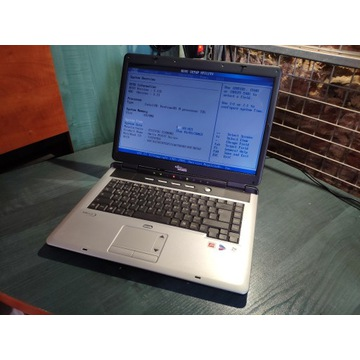 Laptop Fujitsu Siemens Amilo M1437G