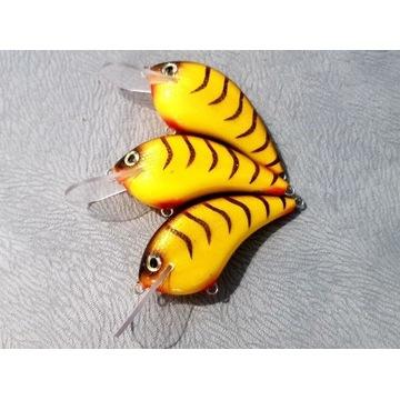 Woblery sumowe CFlures - River Tiger - NR 1
