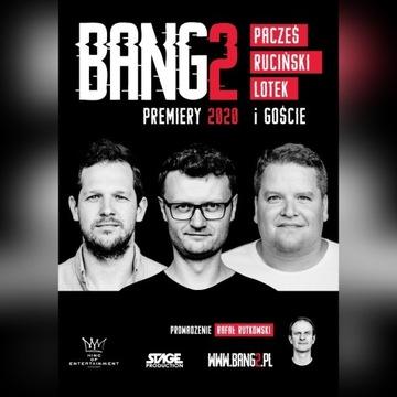 Bilet na Stand Up Bang2 - 18/02/2020 na sektor PG