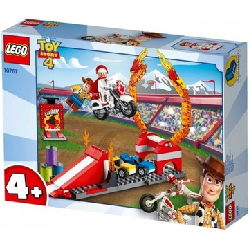 LEGO Toy Story Pokaz kaskaderski Diuka Kabum 10767