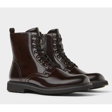 Buty Zara sznurowane 43/44
