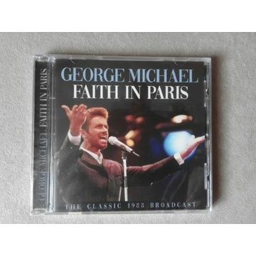 George Michael-Faith in Paris CD NOWA bez folii!