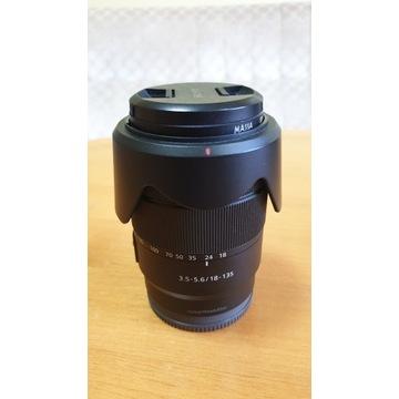 Sony 18-135 f/3.5-5.6 OSS (SEL18135)