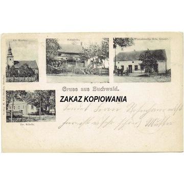 Bukowiec, Buchwald, 1908 rok