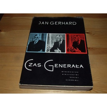 CZAS GENERAŁA  - JAN GERHARD