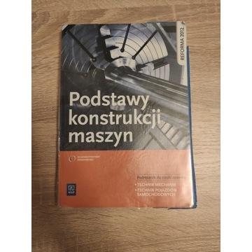 Podstawy konstrukcji maszyn książka