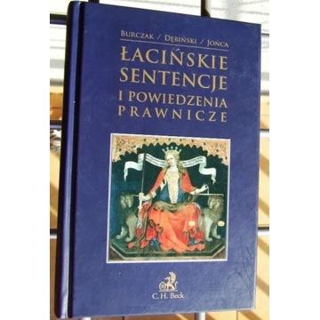 Łacinskie sentencje i powiedzenia prawnicze