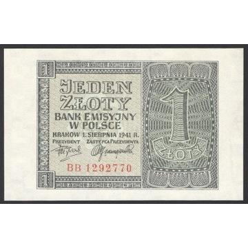 1 Złoty 1941 1292770