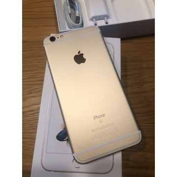 iPhone 6s Plus 64GB zloty ideal