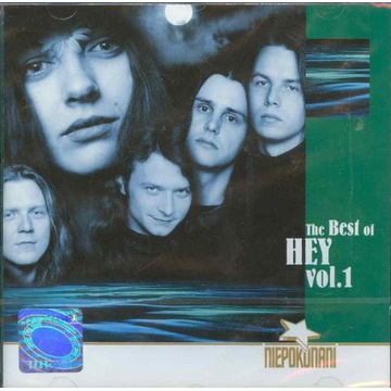 THE BEST OF HEY vol.1 - Płyta CD