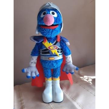 Maskotka z Sezamkowej gadający Super Grover 2.0