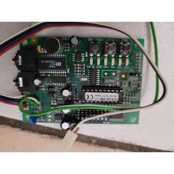 CA-64 SM Ekspander syntezerów mowy Satel
