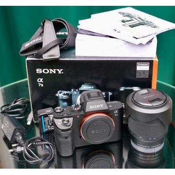 Aparat Sony A7 II body zdjęcia