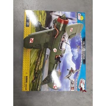 Cobi 5522 PZL P-23B Karas Small Army