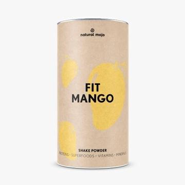 Natural Mojo Fit Mango koktajl białkowy