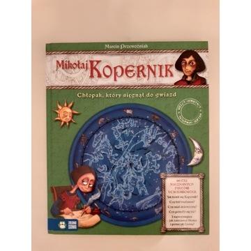 Mikołaj Kopernik ksiazka dla dzieci i młodzieży